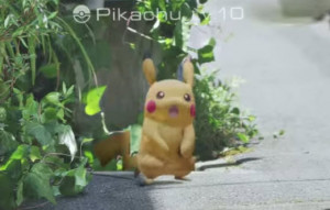 Pokemon Go is Available for iOS and Android